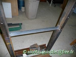 Fabrication d 39 une table l vatrice pour moto quad for Fabrication presse hydraulique maison